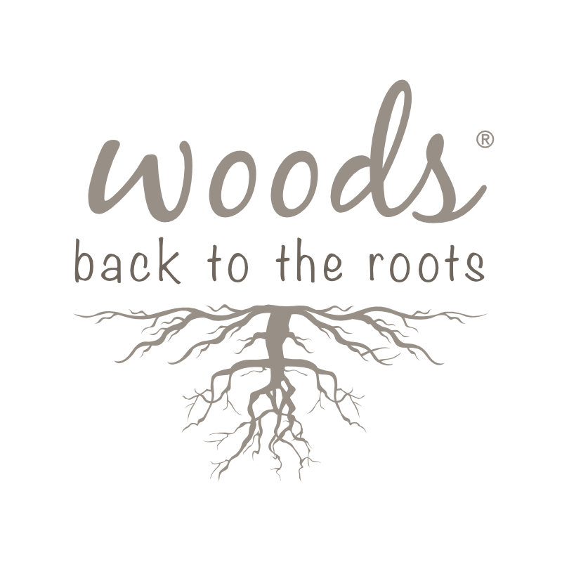 woods living - back to the roots